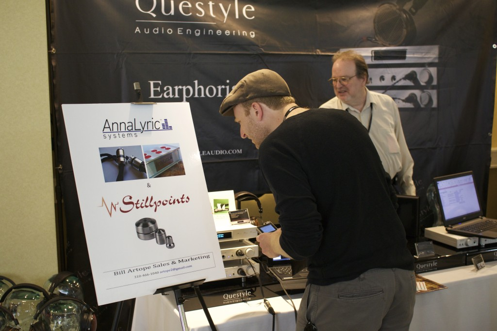 CanJam 2015 Headphone Show
